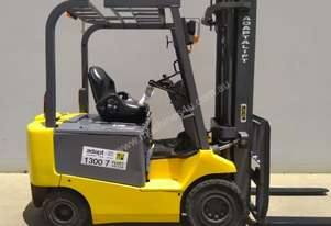 2.5T Battery Electric Counterbalance Forklift