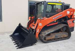 Kubota SVL75 Tracked Skid Steer Loader