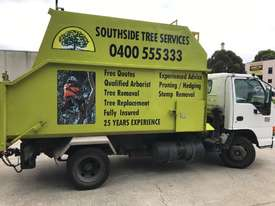 2005 Isuzu NQR450 Truck With Chipper Bin [RWC Included]  - picture0' - Click to enlarge
