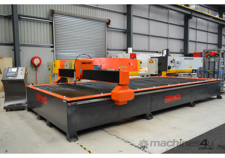 Pro-Plas CNC Plasma Systems - Machines, spares & service from one of Australia's largest suppliers.