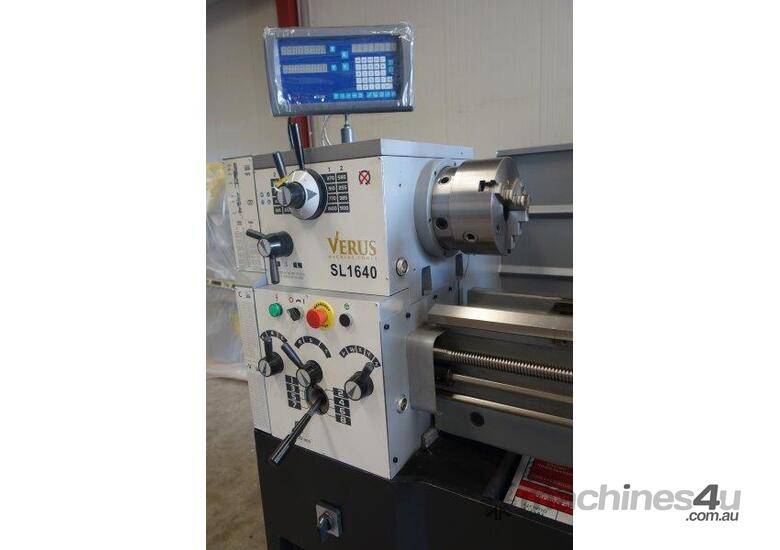 410mm Swing Centre Lathe, 52mm Spindle Bore