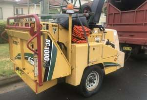 Vermeer   wood chipper mulcher