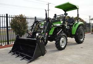 Brand New 2019 Agrison 40HP CDF ROPS Tractor