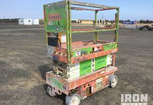 2007 Snorkel S1930 Electric Scissor Lift