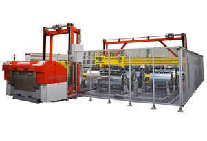 Krasser Centurio - Automatic coil handling and slitting