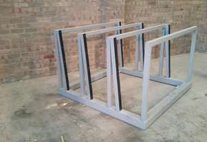 Glass rack  brand  new