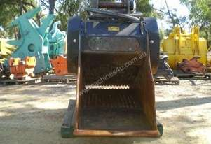 BOST 2008 CRUSHER BUCKET Jaws