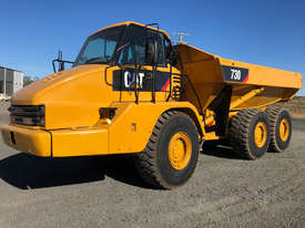 Caterpillar 730 Articulated Off Highway Truck - picture1' - Click to enlarge