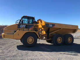 Caterpillar 730 Articulated Off Highway Truck - picture4' - Click to enlarge