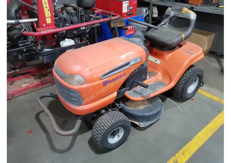 Ride On Mower >> Used Husqvarna Lth1536 Ride On Mower