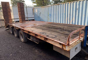 Tag A Long Tag Tag/Plant(with ramps) Trailer