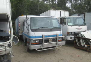 1999 Mitsubishi Canter FE6 - Wrecking - Stock ID 1614