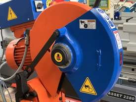 European Double Vice 350mm Coldsaw Now Available - Includes Stand - 240V or V - picture3' - Click to enlarge