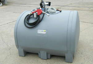 1200L Diesel fuel tank 12V High flow Diesel unit TFPOLYDD