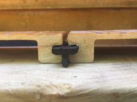 Decking Clips for  Timber or composite decks - picture0' - Click to enlarge