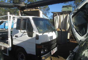 1986 Toyota Dyna - Wrecking - Stock ID 1638
