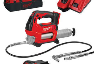 GREASE GUN KIT18 VOLT 450GM CORDLESS 2AH