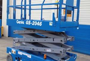 New Genie GS-2046 Scissor Lift