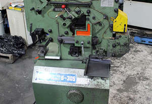 Sharp S-305 punch & Shear machine