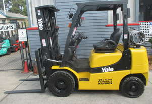 Yale 2.5 ton Container Mast Used Forklift #1477