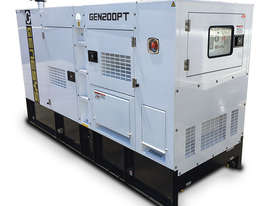 200 KVA Silenced Diesel Generator - picture3' - Click to enlarge