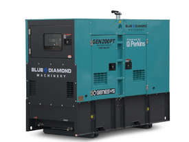 200 KVA Silenced Diesel Generator - picture1' - Click to enlarge
