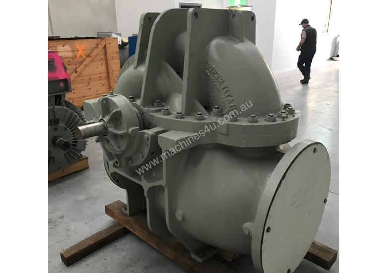 TKL Super Titan 500 KW Centrifugal Water Pump 800-1200 L/S  35-60m head
