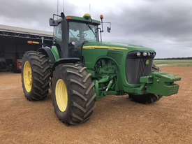John Deere 8320 FWA/4WD Tractor - picture0' - Click to enlarge