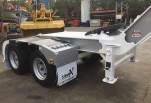 Shawx   2x4 LOW LOADER DOLLY