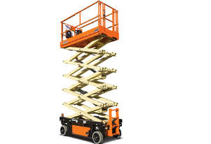 Hire JLG 40ft Narrow Electric Scissor Lift