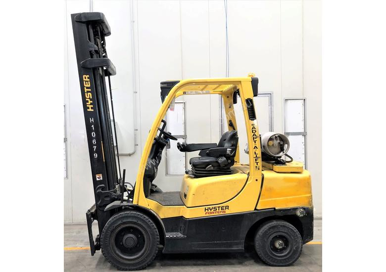 3.5T LPG Counterbalance Forklift