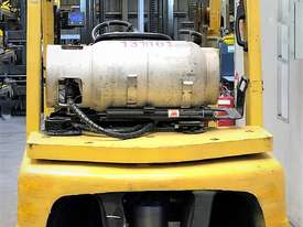 3.5T LPG Counterbalance Forklift  - picture2' - Click to enlarge