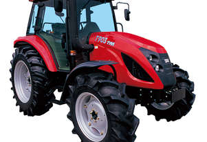 TYM T903 91HP  4WD Cabin Tractor with 4-in-1 Loader