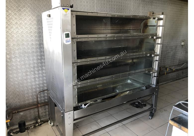 NT SALE - Radiant 2000 T5N Chicken Rotisserie