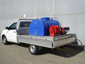 SPOTMASTER 750 LITRE FIRE FIGHTING SKID, SLIDE ON UNIT - picture1' - Click to enlarge