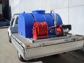 SPOTMASTER 750 LITRE FIRE FIGHTING SKID, SLIDE ON UNIT - picture2' - Click to enlarge