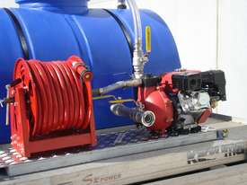 SPOTMASTER 750 LITRE FIRE FIGHTING SKID, SLIDE ON UNIT - picture3' - Click to enlarge