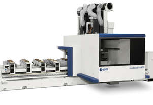 Morbidelli m600/800 – Modular Machining Centre