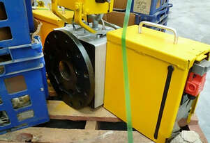 Beringer Hydraulic Screen Changer with Power Pack to suit 3.5inch Extruder