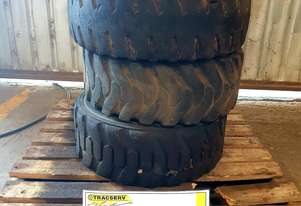 New Holland Bobcat Tyres with Rims