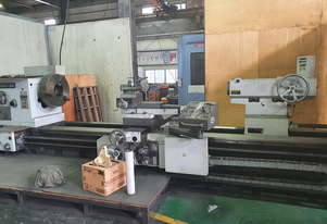 2015 Hankook KM-1300x4000 Heavy Duty Lathe