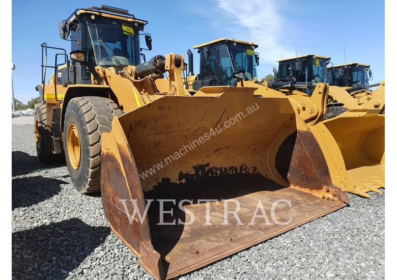 CATERPILLAR 972M Mining Wheel Loader