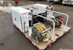 2004, Marcia Street Fabricators, Fire Fighting Unit, Fitted With Aussie Pumps Water Pump,Yanmar Air