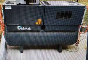 ATLAS COPCO SF8 OIL-FREE SILENT SCROLL COMPRESSOR 7.5Kw 100% PURE AIR Suit Dental, Medical, Food