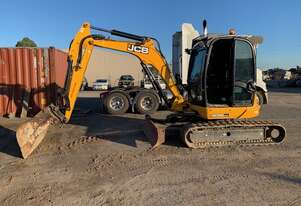 JCB 8055 5t excavator PRICED TO SELL low 1250 hours