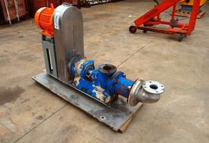 Helical Rotor Pump, IN: 80mm Dia, OUT: 80mm Dia