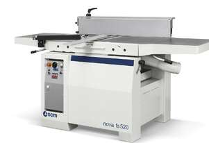 SCM Nova FS520 Planer Thicknesser Combination