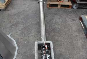 Stainless Steel Spring Auger