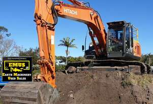 Hitachi ZX200LC-3, low hrs, GPS Ready, E.M.U.S MS671