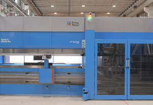 Servo-Electric Press Brake with Auto Tool Change - Low maintenance and service costs